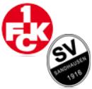 FC Kaiserslautern - SV Sandhausen