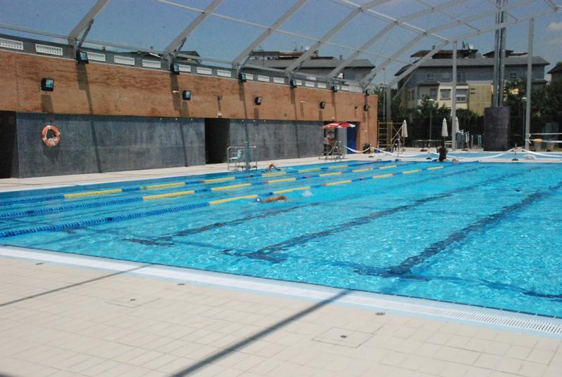piscina cubierta cdu los bermejales universidad de