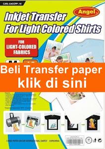 Jual Transferpaper