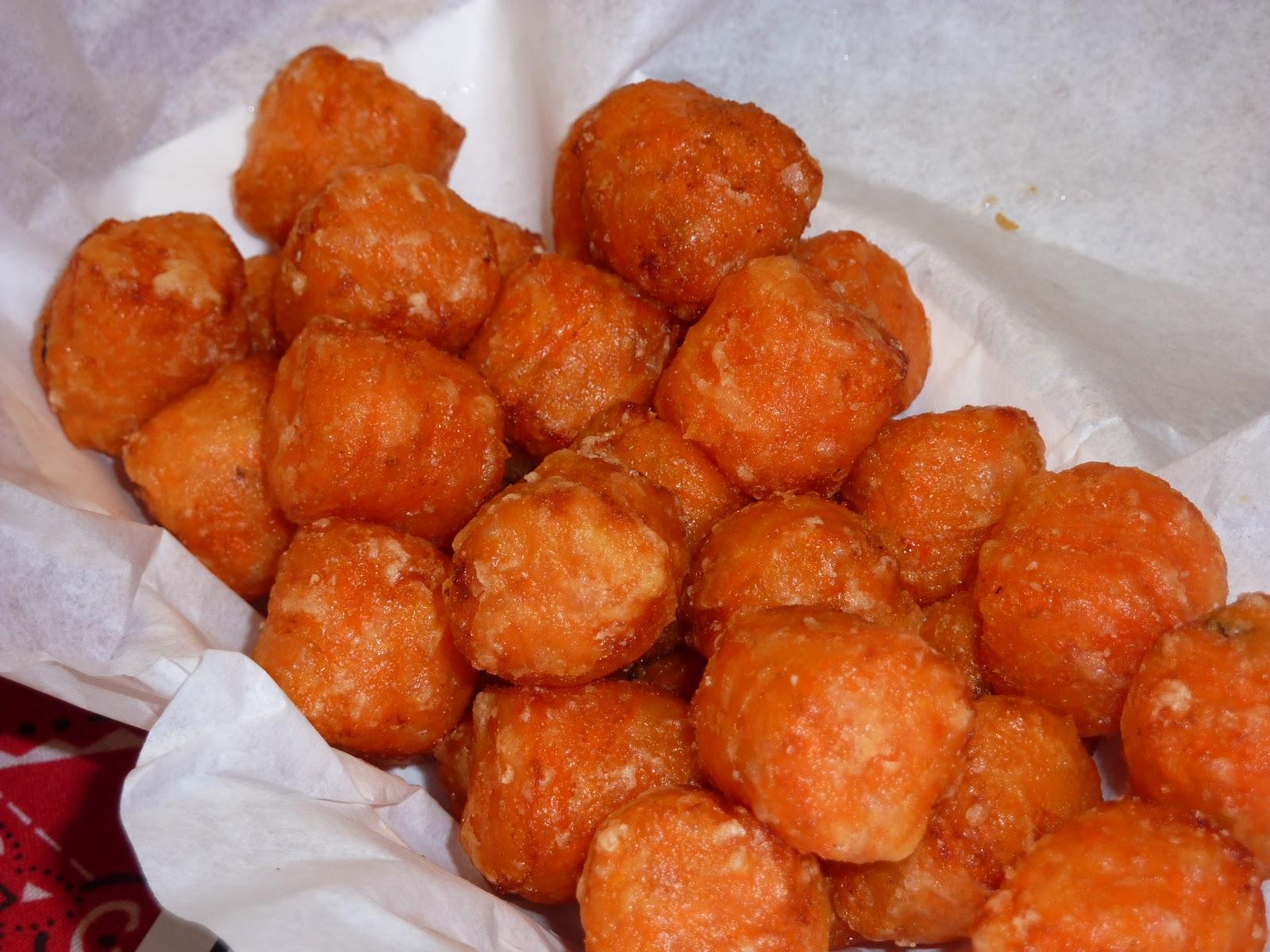 Holly's Diner: Fair Food Favorites - Sweet Potato Tater Tots
