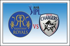 (18th-May-12) IPL-5 - Rajasthan Royals vs Deccan Chargers (66th Match Highlights)