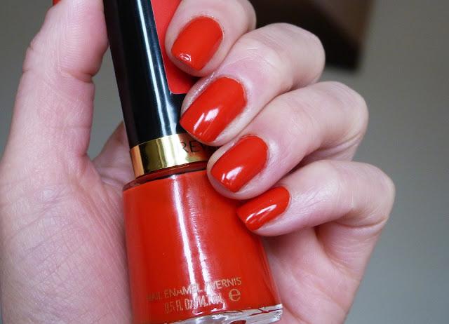 Revlon Red Bikini nail varnish