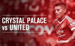 Crystal Palace vs Manchester United: Susunan Pemain