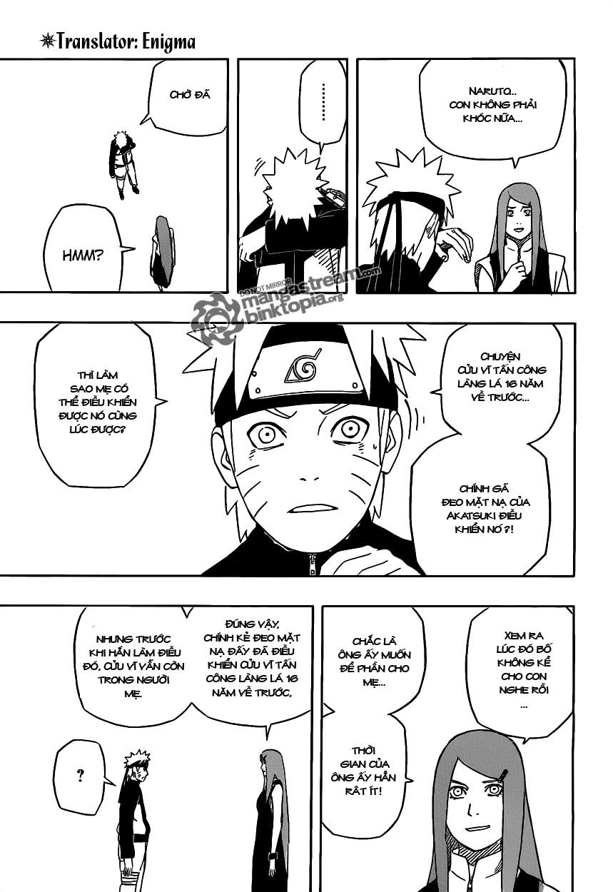 Naruto chap 500 Trang 7 - Mangak.info