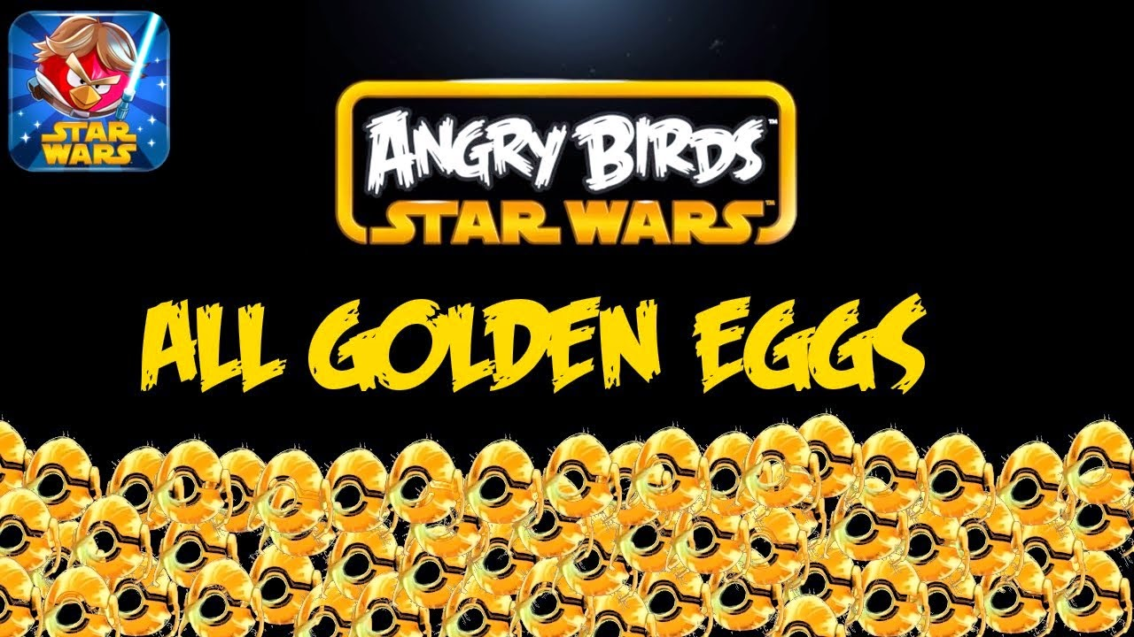Golden Eggs Angry bird