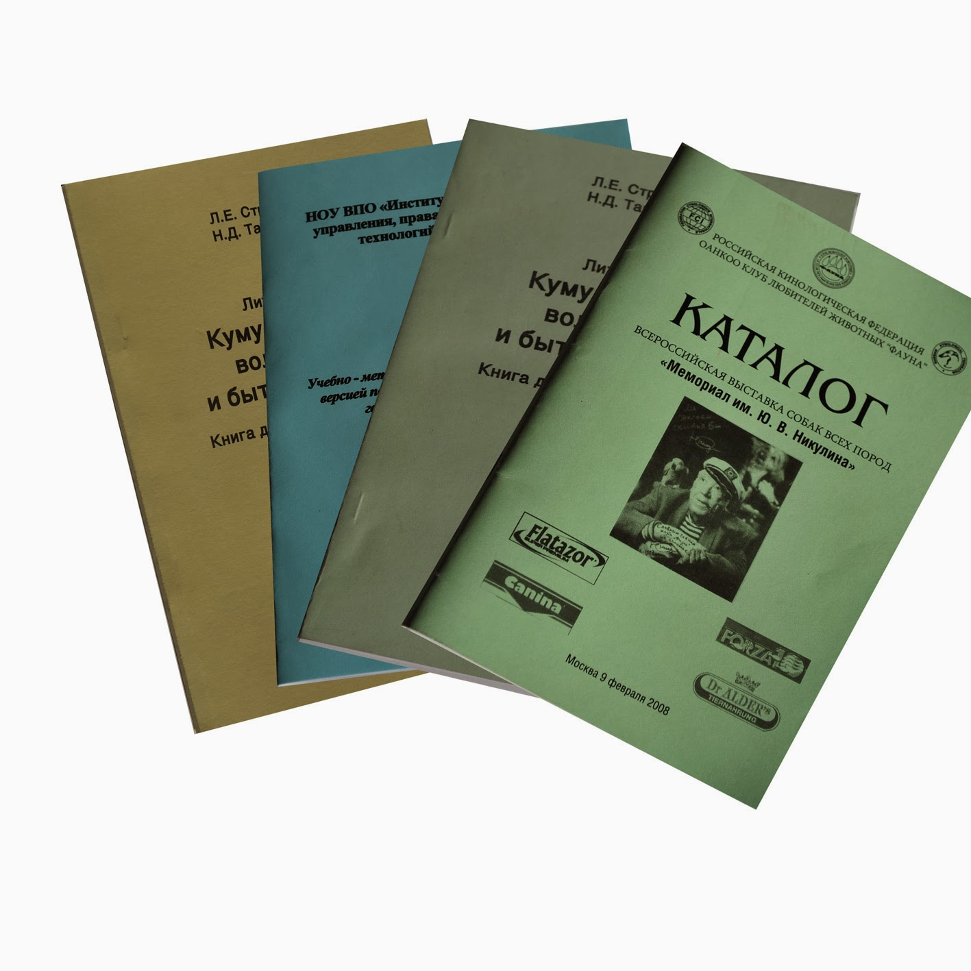 printing of brochures and methodological workbooks
