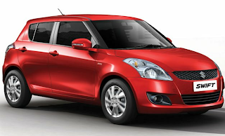 Suzuki Swift+top+10+car+India