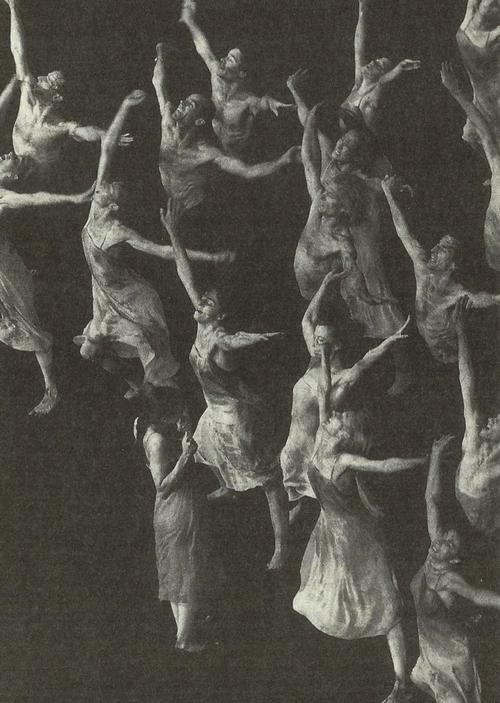 EstructurasSensitivas: anatomía · paisaje · Pina Bausch