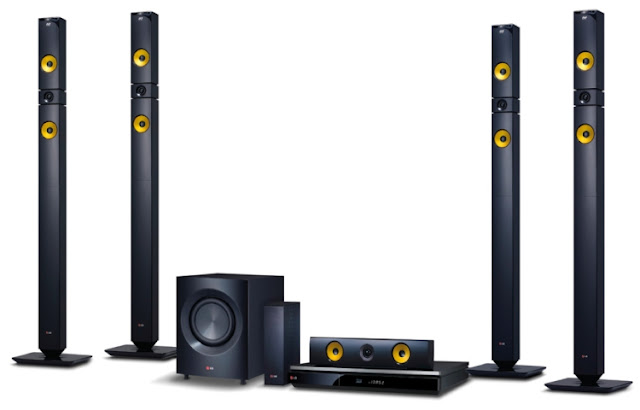 BH9530 (9.1Ch Home Theater System).