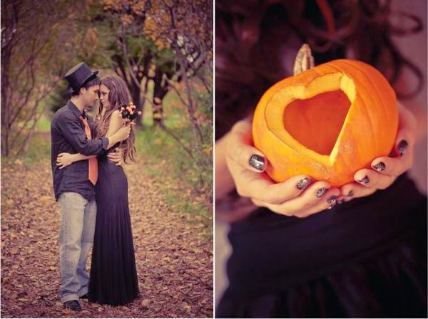 Tips for Whimsy Halloween Weddings