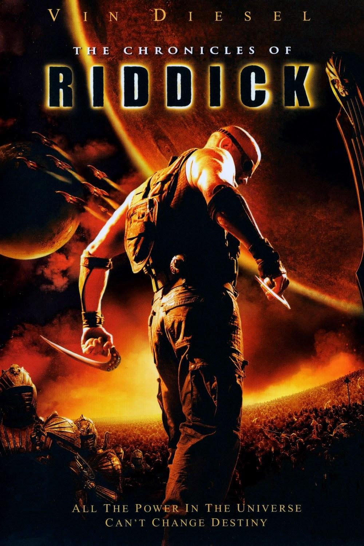 Truyền Thuyết Về Riddick - The Chronicles Of Riddick (2004) Poster