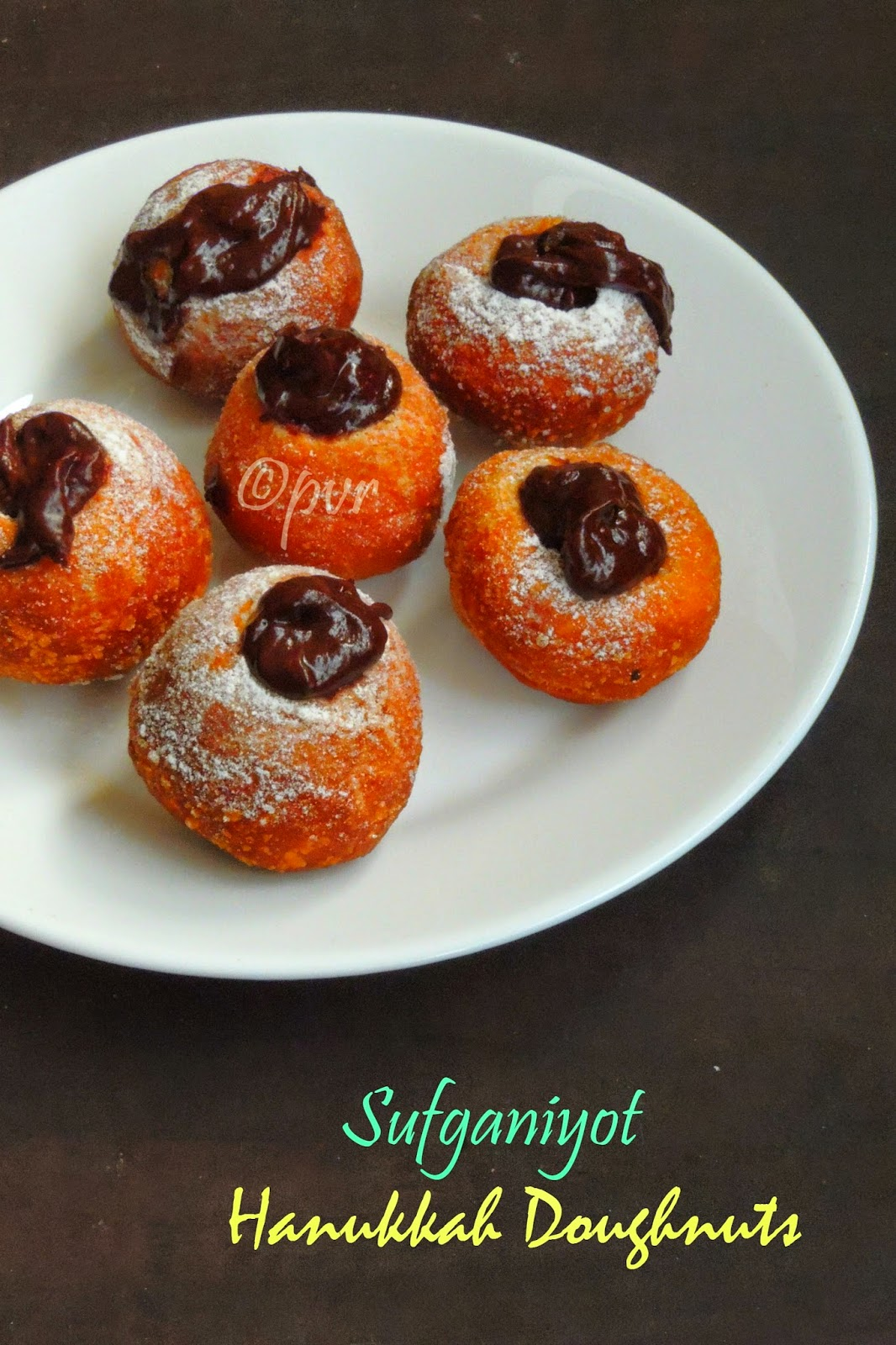 Hanukkah, Jelly Doughnuts, Sufganiyot