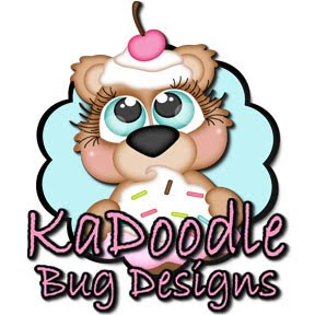 I Proudly Design For KdDoodle Bug Designs