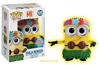 Funko Pop! Glow Hula Minion