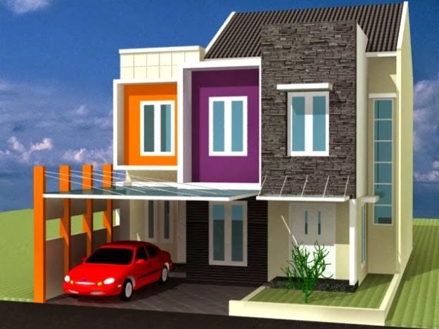 Desain rumah minimalis sederhana
