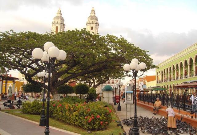 Plaza de la Independencia, Campeche