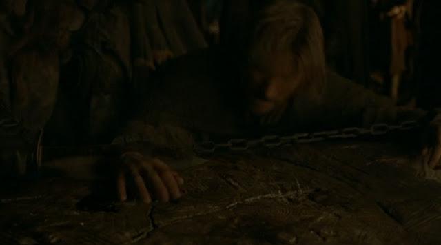 Jaime lannister le cortan una mano - Juego de Tronos en los siete reinos