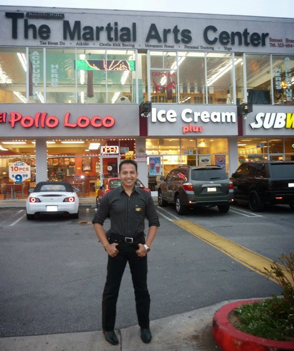 Martial Arts Center   -   Beverly Hills Los Angeles