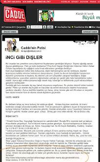 MİLLİYET CADDE / SOSYAL SORUMLULUKLARIMIZ