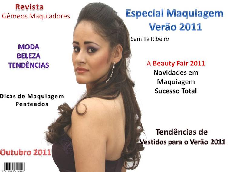 Revista Gemeos Maquiadores clik na foto