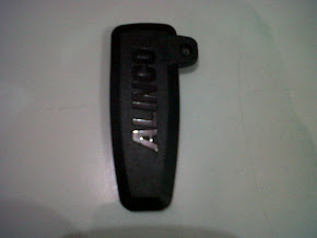 Flip Belt Radio HT Alinco