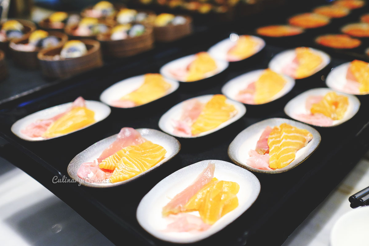 Sashimi - Arts Café by Raffles Jakarta (www.culinarybonanza.com)