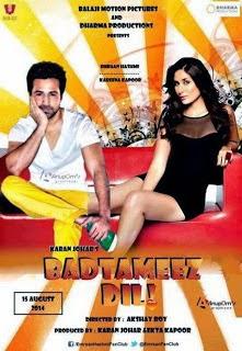 Download Badtameez Dil Full Movie Watch Online Free