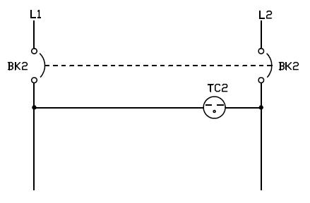 Conexion de tomacorriente a 220V