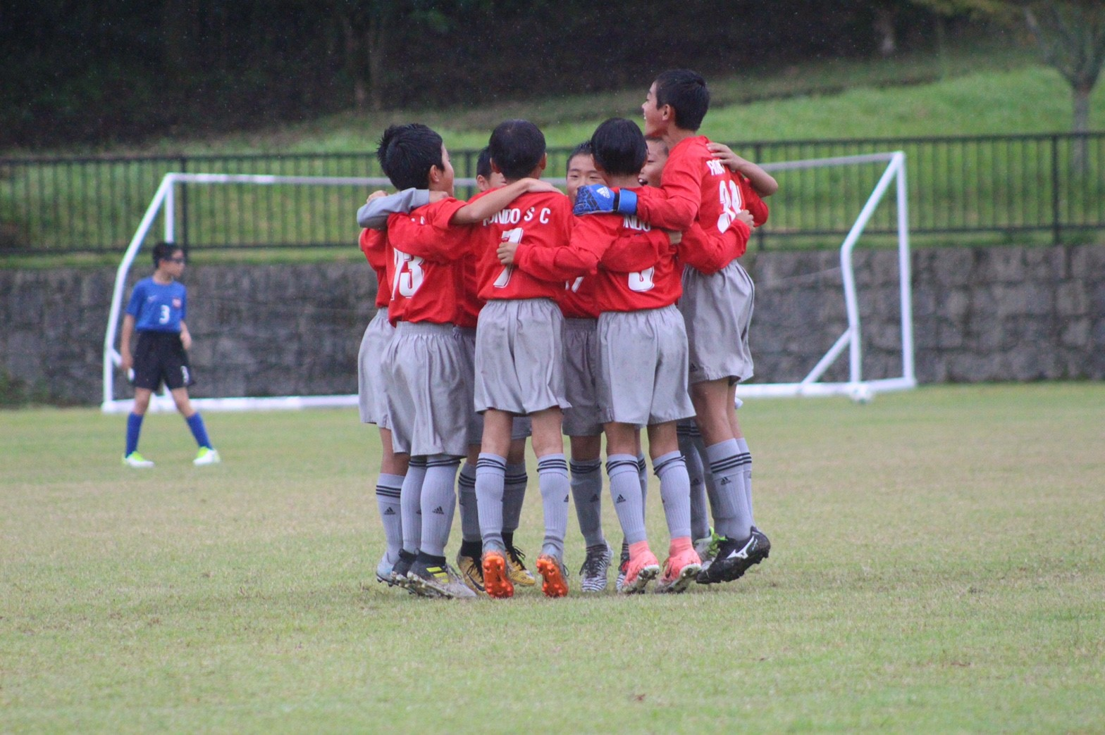 Rondo Soocer Club U-12 Technical Report
