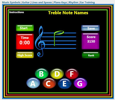 http://musicteachersgames.com/trebleClefOne