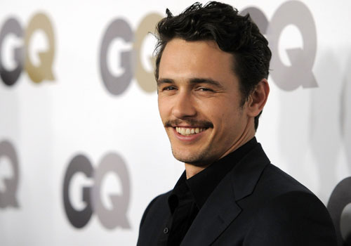 O ator James Franco (Foto: AP/AP)