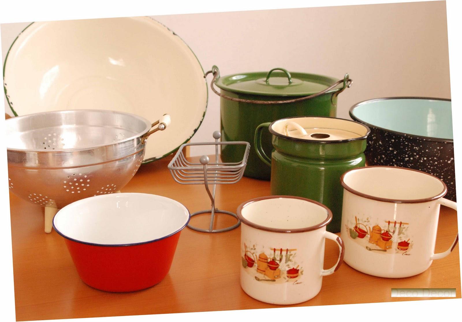 Articulos de cocina enlozados for Articulos para la cocina originales