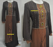 Jubah Iftinan2 size 44,40