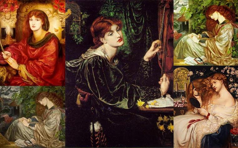 Dante Gabriel Rossetti (1828-1882).