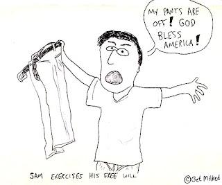 America, Free Will