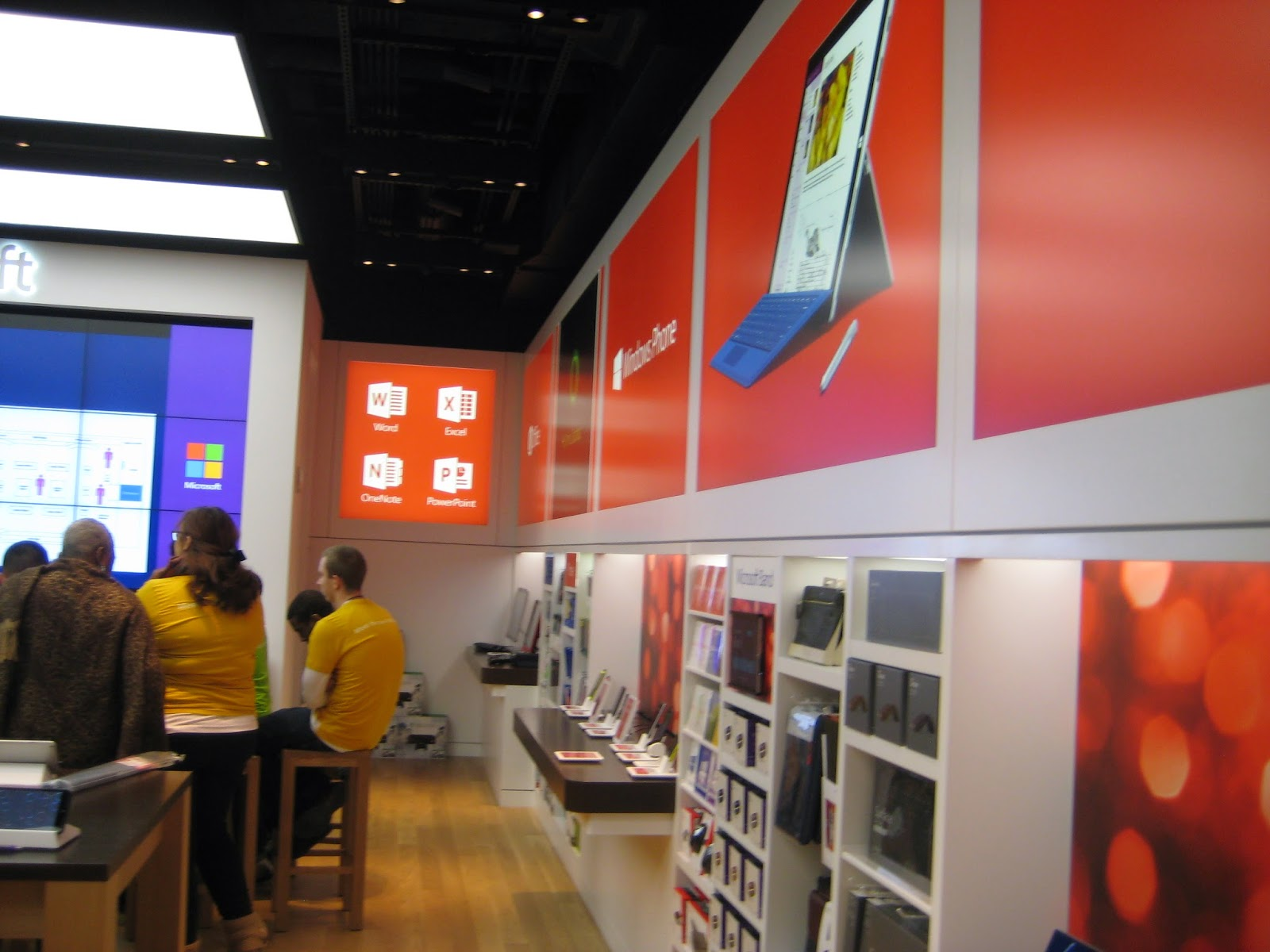 Building 92 microsoft store -  Amazing Partner And That The Parent Company S Long Term Reinvestment In The Retail Center Was Just One Of Many Factors That Led Microsoft To Choose