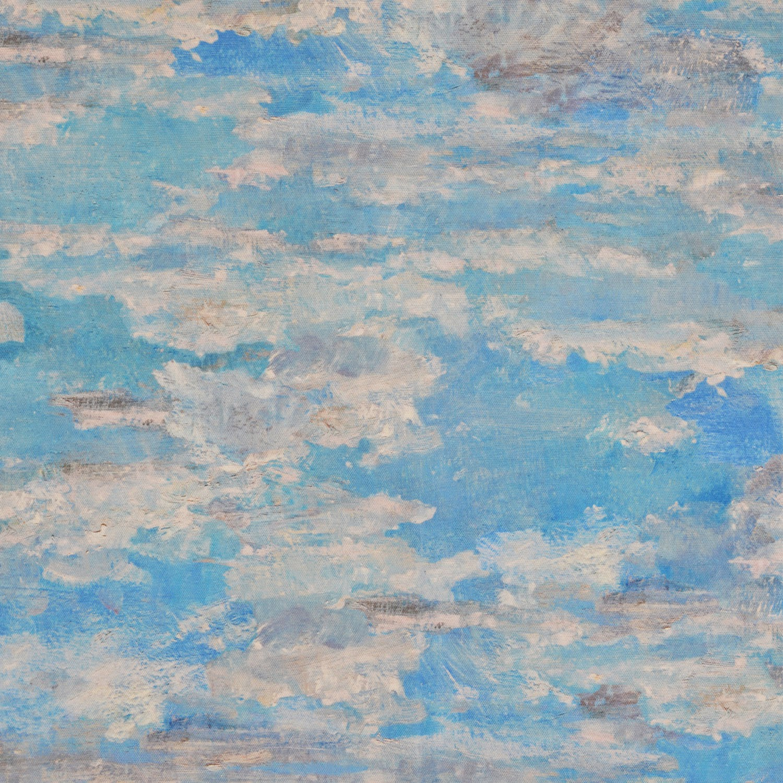 Heal's fabrics Cloud by Emily Patrick