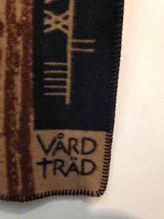 Oak Wisdom Blanket at Minnesota Textile Center