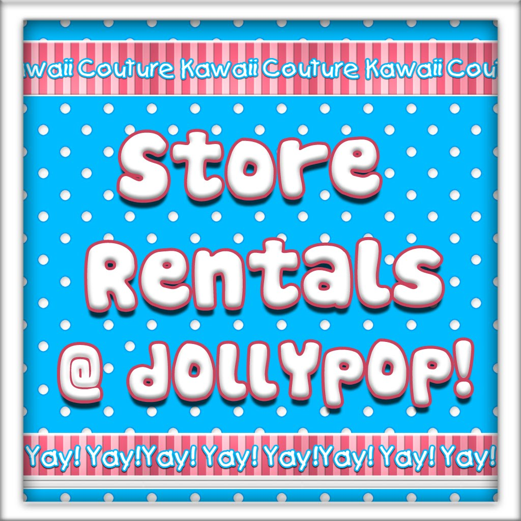 Rent Store #4 @ dOllYpOp!