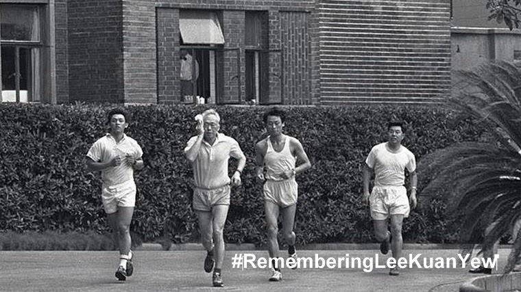 #RIPLeeKuanYew #RememberingLKY