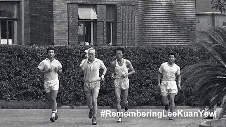 #RIPLeeKuanYew #RememberingLKY
