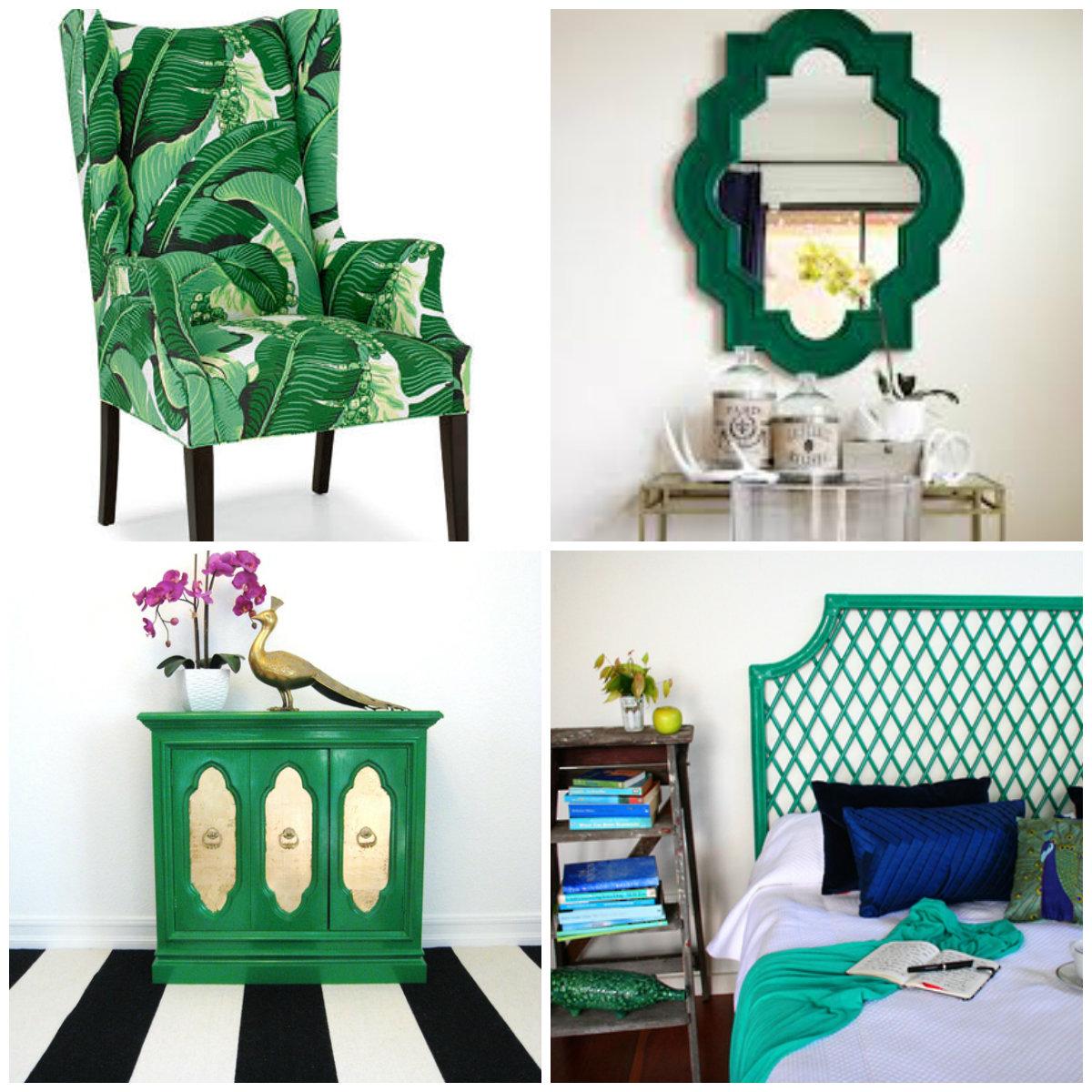 emerald green decor   My Web Value