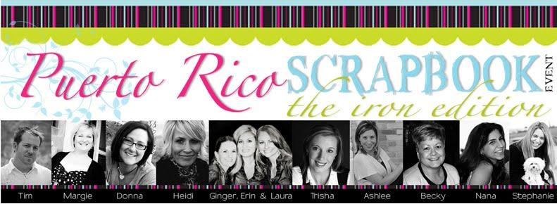 Puerto Rico Scrapbook Event