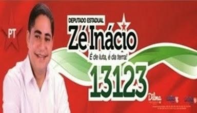 Deputado Estadual - Zé Inácio 13123