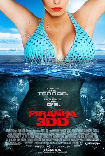 Piranhas 3DD