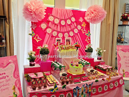Sofia The First Birthday Party Decoration Ideas