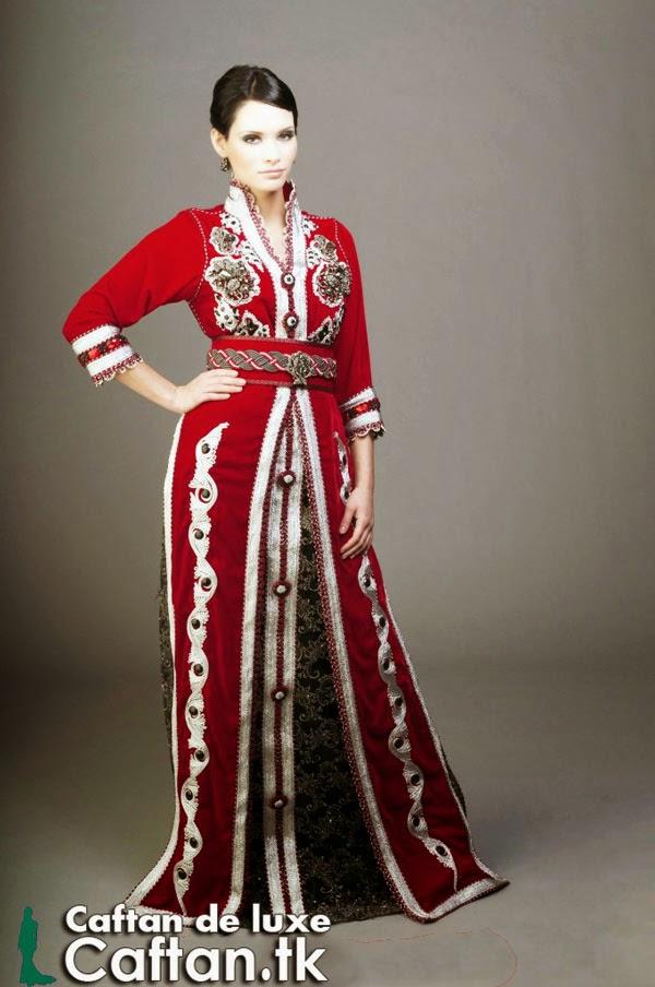 Caftan marocain moubra haute d finition for Haute meaning