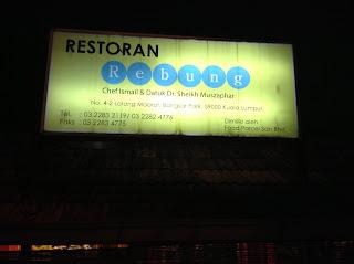 Restoran Rebung