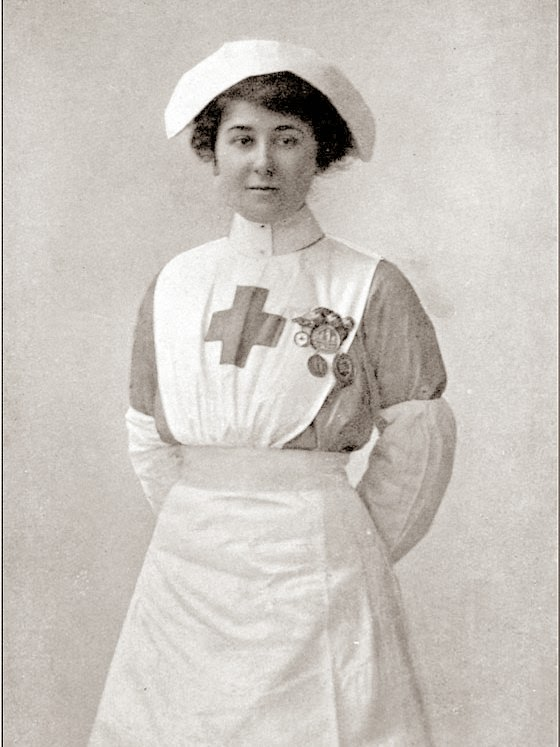 INSPIRATIONAL WOMEN OF WORLD WAR ONE