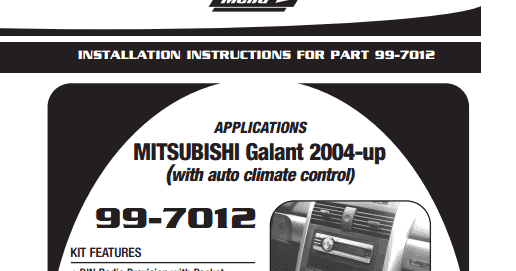 Wiring Diagrams And Free Manual Ebooks  Metra 99